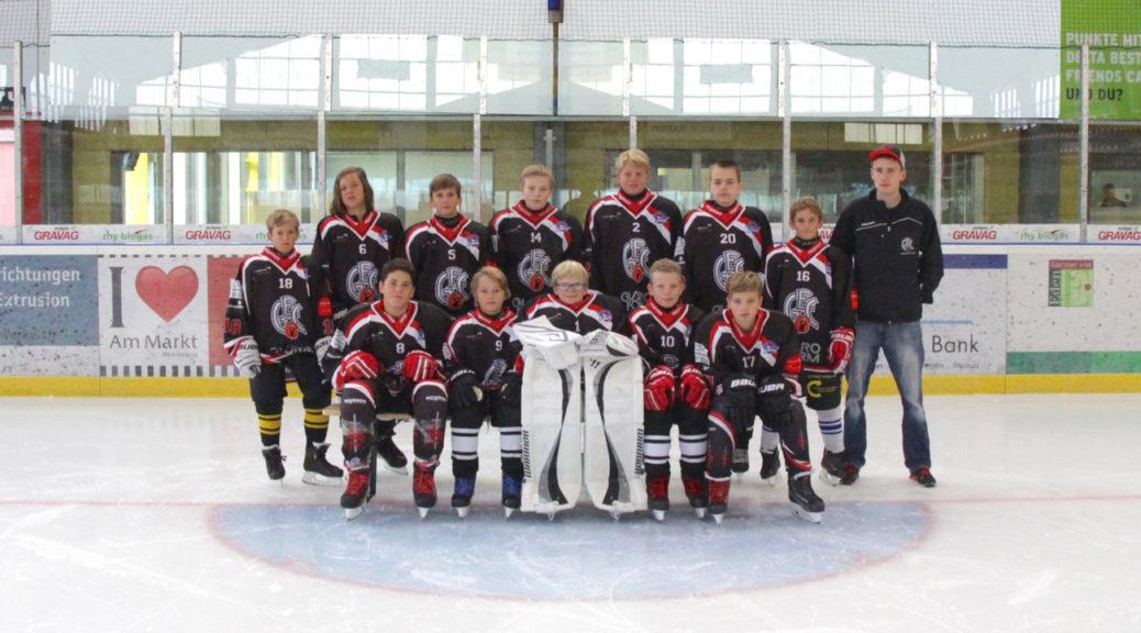 Mini Mannschaft Saison 2016 / 2017