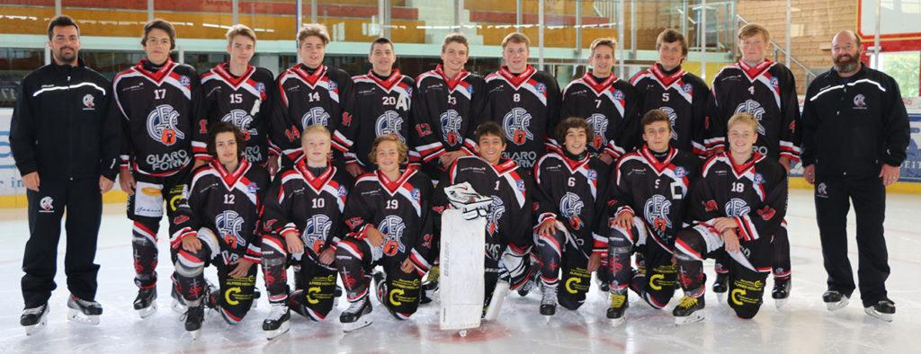 GEC Novizen Saison 2016/2017