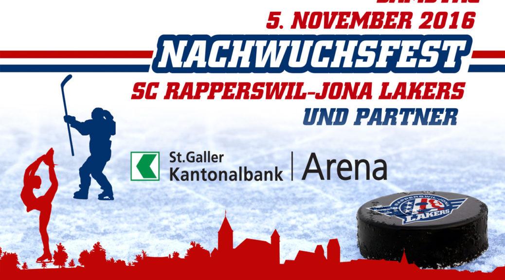 Nachwuchsfest am 5. November in Rapperswil