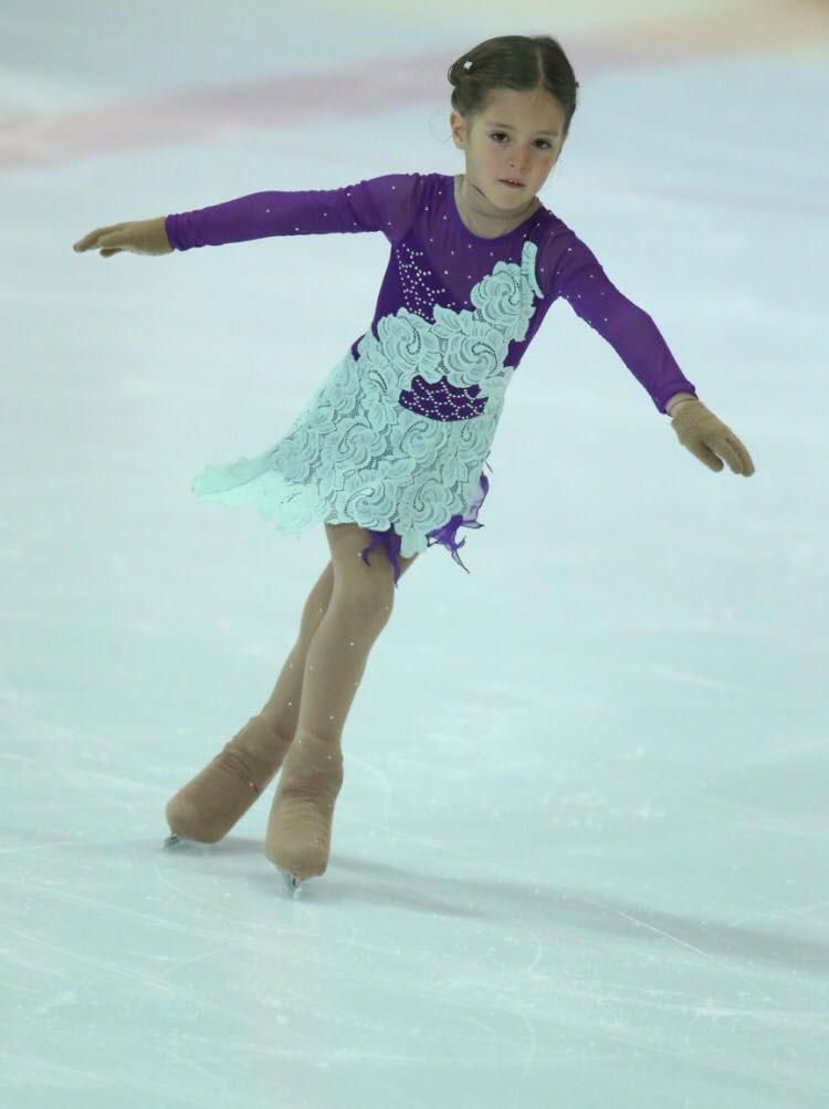 Laia Alvarez, Siegerin in der Kategorie Futurum 1.