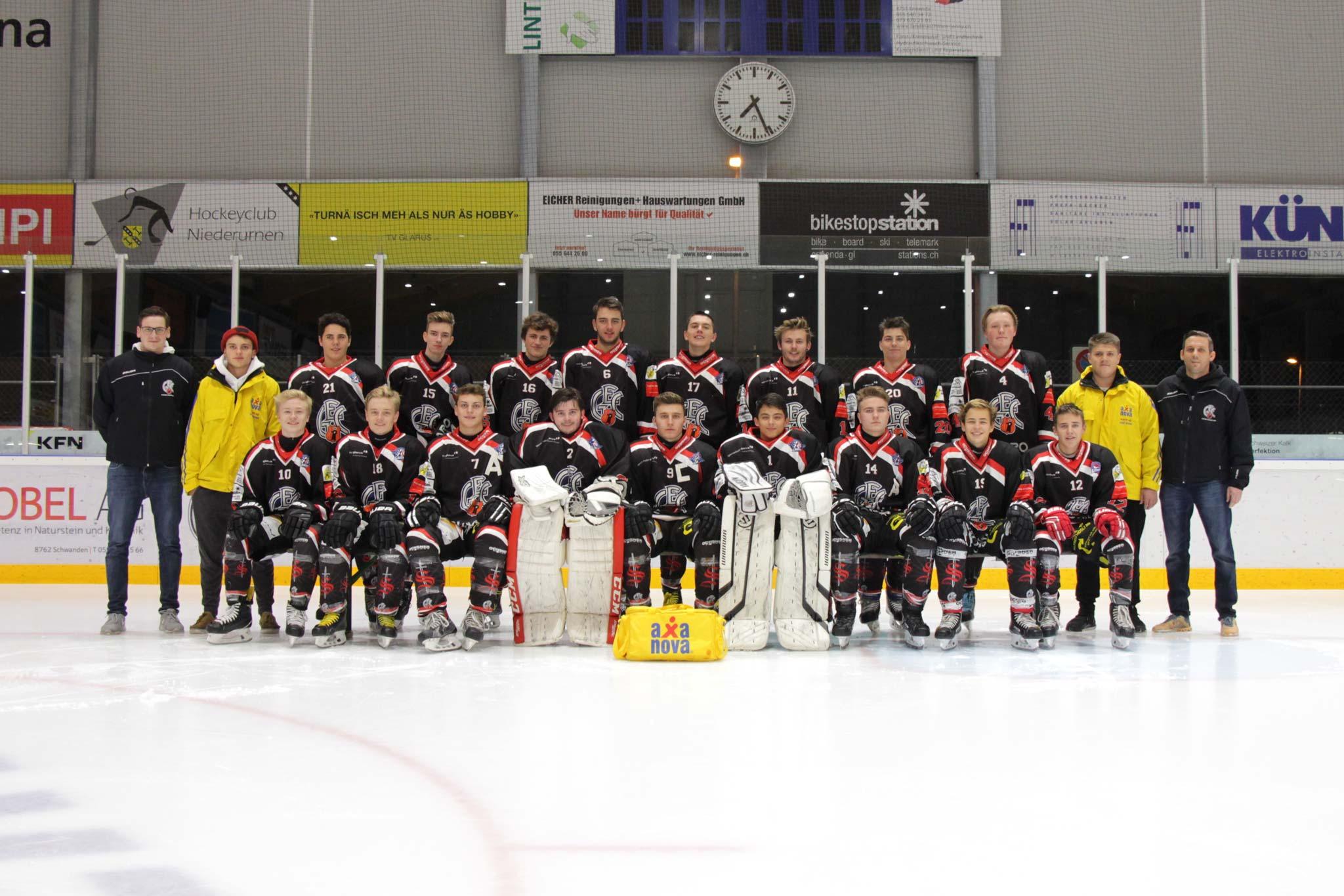 GEC Junioren 2018/2019