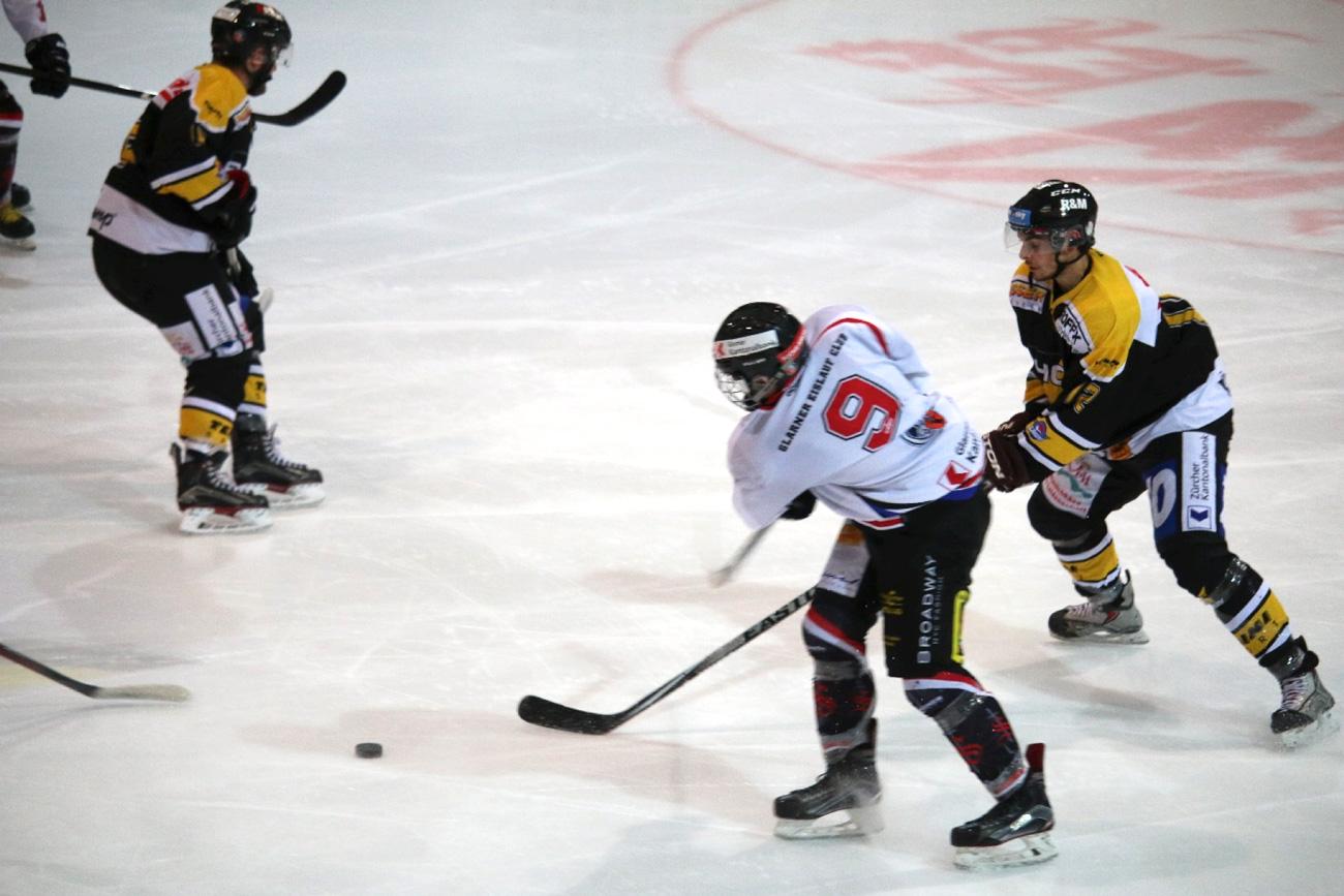 Herausragender Spieler des GEC: Captain Tim Büttiker.
