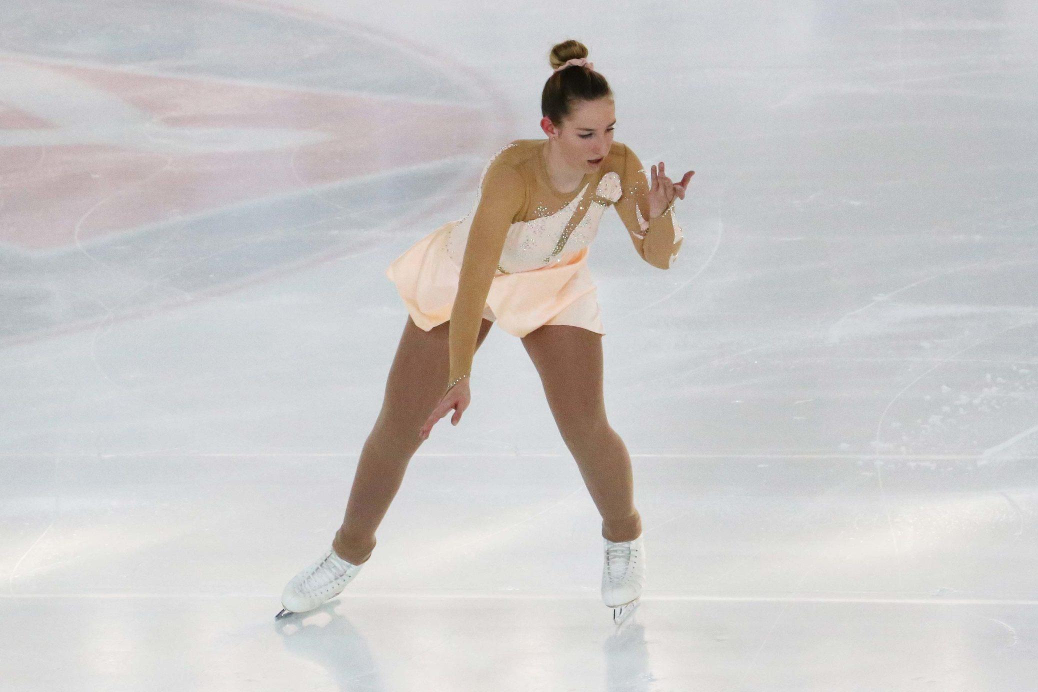Nadine Boselli, Rang 2, Klasse 4 Damen. Foto: Tanja Schrepfer Knecht